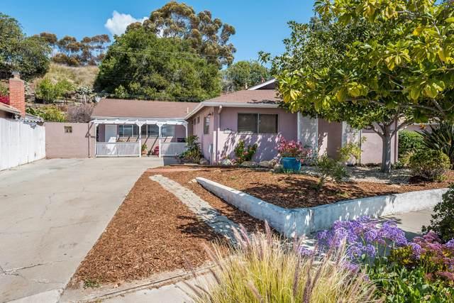4674 Tajo Dr, Santa Barbara, CA 93110 (MLS #21-1160) :: The Epstein Partners
