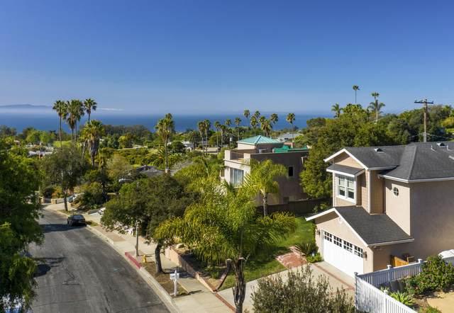 637 Aurora Ave, Santa Barbara, CA 93109 (MLS #21-1166) :: Chris Gregoire & Chad Beuoy Real Estate