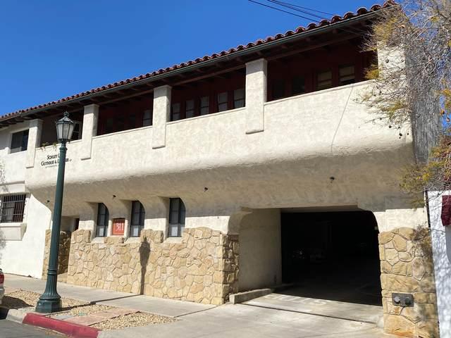 311 E Carrillo St, Santa Barbara, CA 93101 (MLS #21-1169) :: Chris Gregoire & Chad Beuoy Real Estate