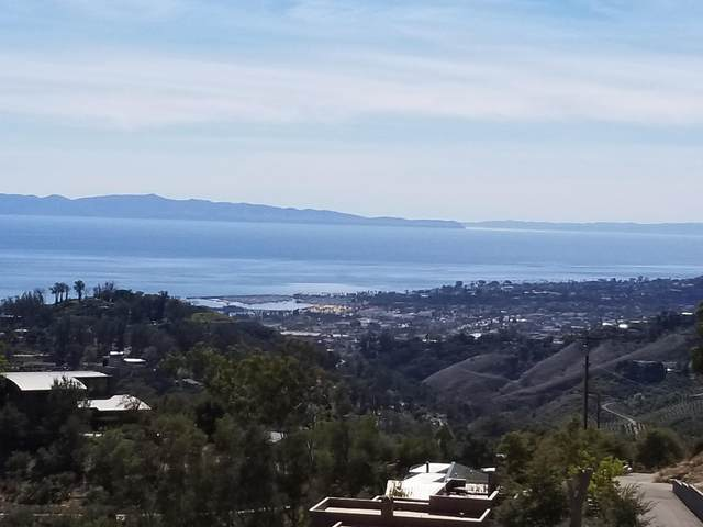 260 E Mountain Dr, Montecito, CA 93108 (MLS #21-1171) :: Chris Gregoire & Chad Beuoy Real Estate