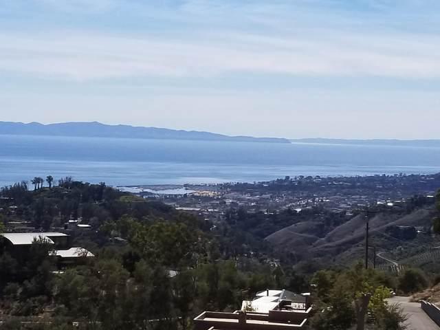 260 E Mountain Dr, Montecito, CA 93108 (MLS #21-1171) :: The Epstein Partners