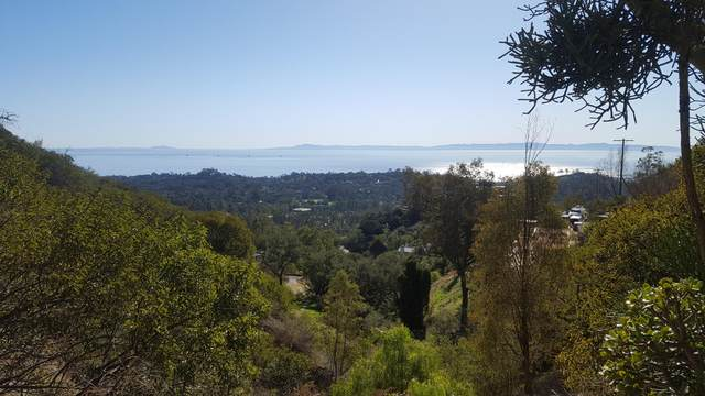 262 E Mountain Dr., Montecito, CA 93108 (MLS #21-1172) :: Chris Gregoire & Chad Beuoy Real Estate