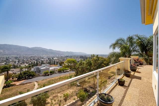 579 Glade Dr, Santa Paula, CA 93060 (MLS #21-1193) :: Chris Gregoire & Chad Beuoy Real Estate