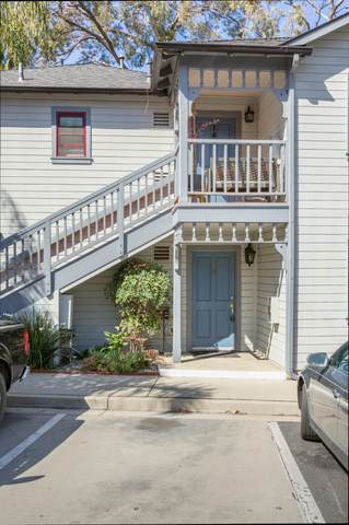 521 W Montecito St #14, Santa Barbara, CA 93101 (MLS #21-1196) :: Chris Gregoire & Chad Beuoy Real Estate