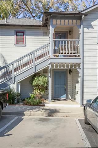 521 W Montecito St #14, Santa Barbara, CA 93101 (MLS #21-1196) :: The Zia Group