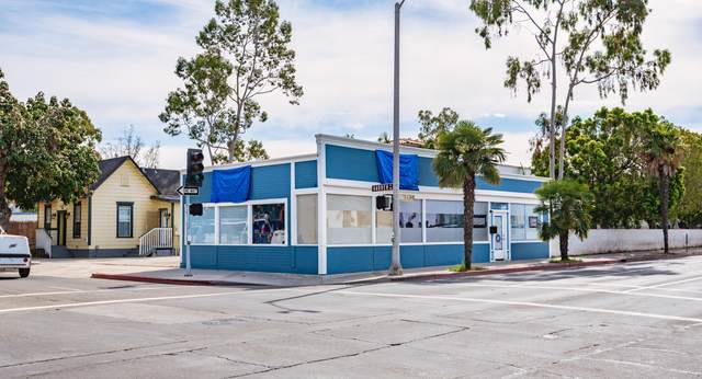 234 E Haley St, Santa Barbara, CA 93101 (MLS #21-1197) :: Chris Gregoire & Chad Beuoy Real Estate