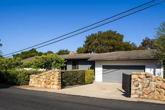 3215 Laurel Canyon Rd, Santa Barbara, CA 93105 (MLS #21-1219) :: Chris Gregoire & Chad Beuoy Real Estate