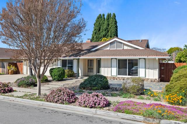 431 Albany Ct, Goleta, CA 93117 (MLS #21-1227) :: Chris Gregoire & Chad Beuoy Real Estate