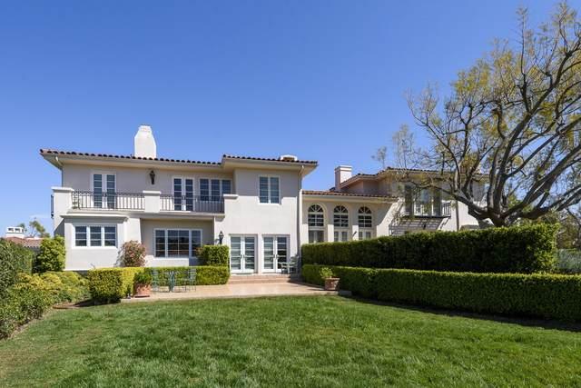 127 Via Alicia, Santa Barbara, CA 93108 (MLS #21-1230) :: Chris Gregoire & Chad Beuoy Real Estate