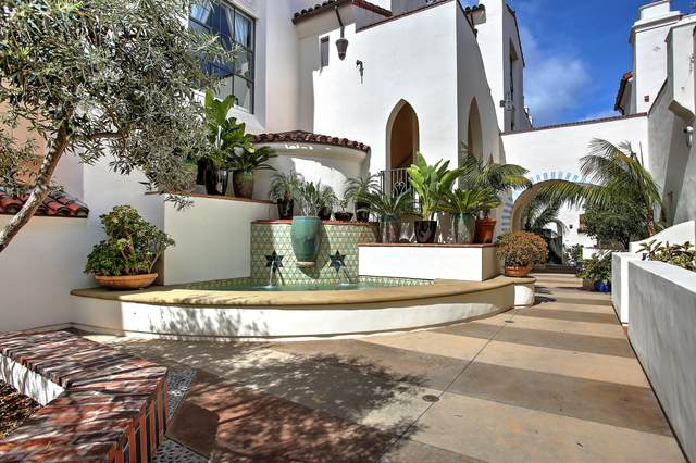 401 Chapala St #207, Santa Barbara, CA 93101 (MLS #21-1240) :: Chris Gregoire & Chad Beuoy Real Estate