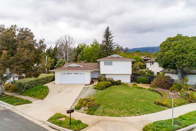422 Caseta Way, Goleta, CA 93117 (MLS #21-1241) :: Chris Gregoire & Chad Beuoy Real Estate