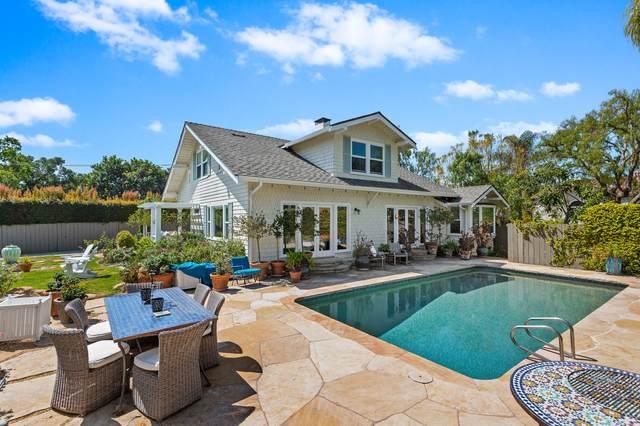 715 N Hope Ave, Santa Barbara, CA 93110 (MLS #21-1249) :: Chris Gregoire & Chad Beuoy Real Estate
