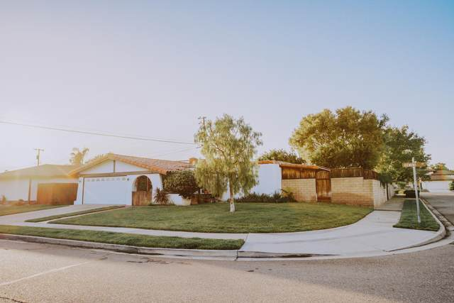 107 Gemini St, Lompoc, CA 93436 (MLS #21-1252) :: Chris Gregoire & Chad Beuoy Real Estate