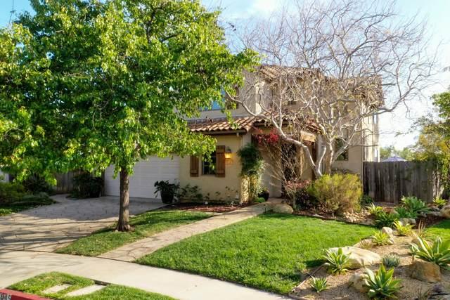 3945 Stacy Ln, Santa Barbara, CA 93110 (MLS #21-1258) :: Chris Gregoire & Chad Beuoy Real Estate
