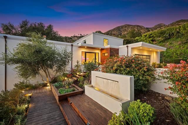 975 Mariposa Ln, Santa Barbara, CA 93108 (MLS #21-1259) :: The Epstein Partners