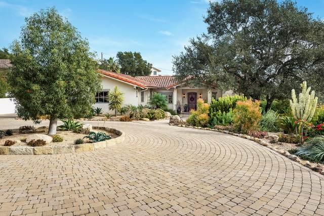 4478 Meadowlark Ln, Santa Barbara, CA 93105 (MLS #21-126) :: The Zia Group