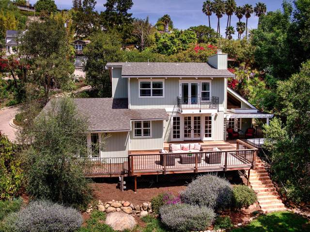 833 Cheltenham Road, Santa Barbara, CA 93105 (MLS #21-1264) :: Chris Gregoire & Chad Beuoy Real Estate