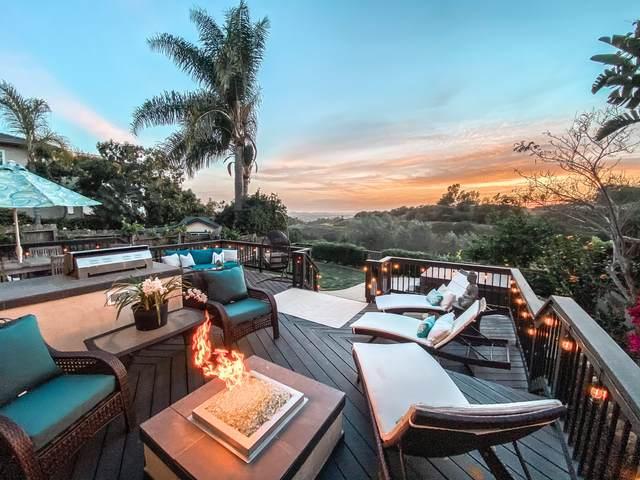 353 Sherwood Dr, Santa Barbara, CA 93110 (MLS #21-1267) :: Chris Gregoire & Chad Beuoy Real Estate