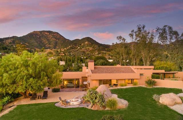 193 E Mountain Dr, Santa Barbara, CA 93108 (MLS #21-127) :: Chris Gregoire & Chad Beuoy Real Estate