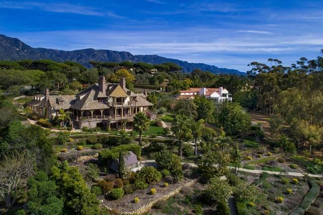 256 Las Entradas Drive, Montecito, CA 93108 (MLS #21-1273) :: The Epstein Partners