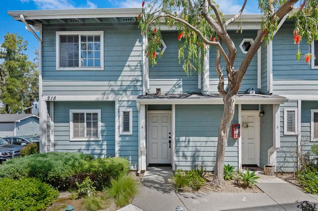 218 Entrance Rd #4, Goleta, CA 93117 (MLS #21-1276) :: Chris Gregoire & Chad Beuoy Real Estate