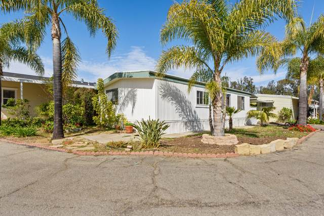 30 Winchester Canyon Rd Spc 143, Goleta, CA 93117 (MLS #21-1279) :: Chris Gregoire & Chad Beuoy Real Estate