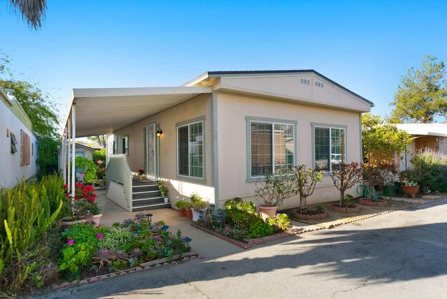 1075 Loma Dr #22, Ojai, CA 93023 (MLS #21-1280) :: The Zia Group