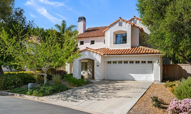 743 Cathedral Pointe Ln, Santa Barbara, CA 93111 (MLS #21-1292) :: The Zia Group