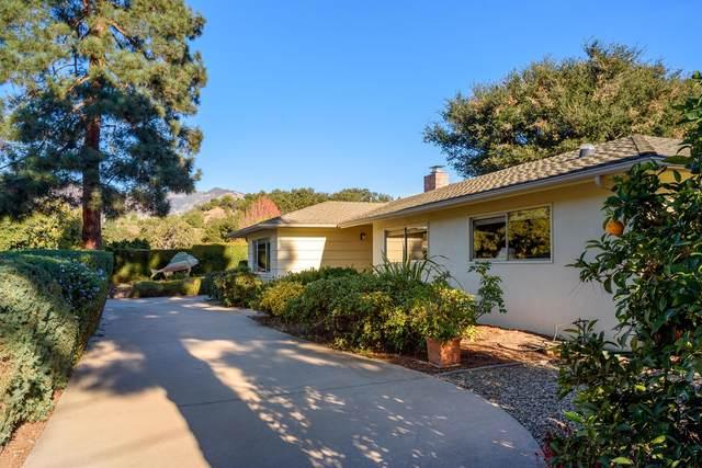 926 Via Campobello, Santa Barbara, CA 93111 (MLS #21-13) :: Chris Gregoire & Chad Beuoy Real Estate