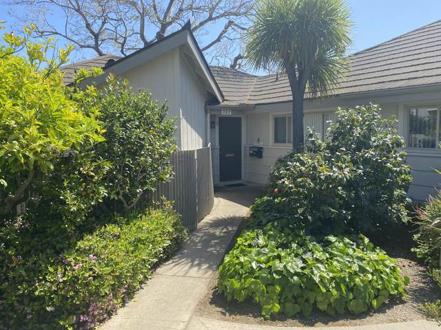 321 Moreton Bay Ln #2, Goleta, CA 93117 (MLS #21-1301) :: The Epstein Partners