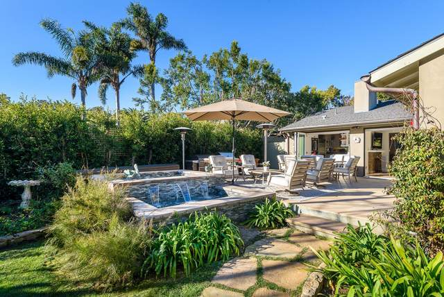 1143 Hill Rd, Montecito, CA 93108 (MLS #21-1308) :: The Zia Group