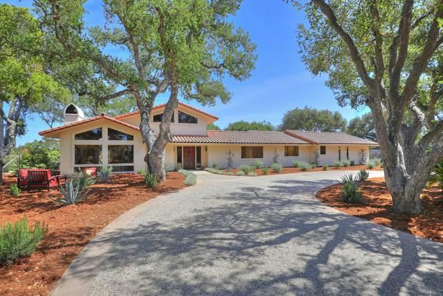 1674 Franceschi Rd, Santa Barbara, CA 93103 (MLS #21-1310) :: The Epstein Partners