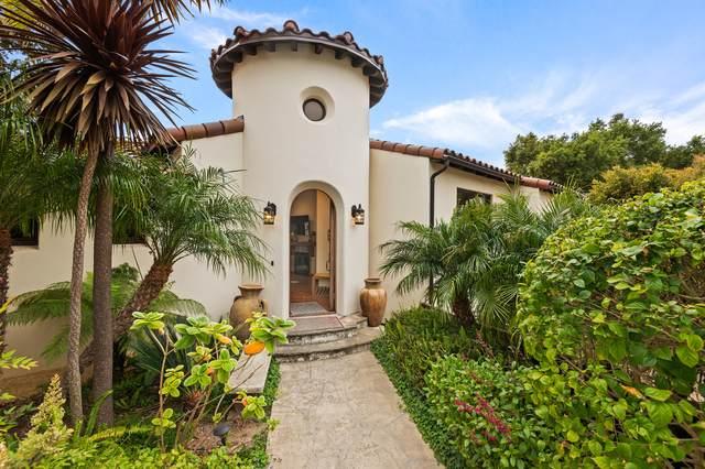 3815 Crescent Dr, Santa Barbara, CA 93110 (MLS #21-1313) :: The Epstein Partners