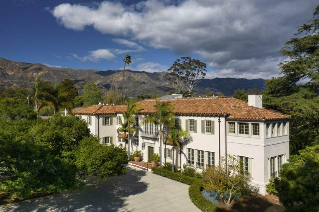 1188 Summit Road, Montecito, CA 93108 (MLS #21-1316) :: The Epstein Partners