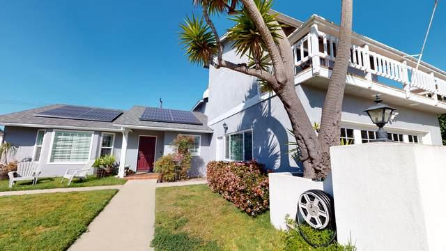 619 Ripley St, Santa Barbara, CA 93111 (MLS #21-1319) :: The Epstein Partners