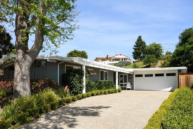 802 Willowglen Rd, Santa Barbara, CA 93105 (MLS #21-1322) :: The Epstein Partners