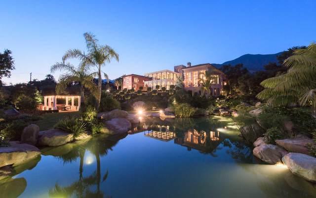 848 Hot Springs Rd, Santa Barbara, CA 93108 (MLS #21-1323) :: The Epstein Partners