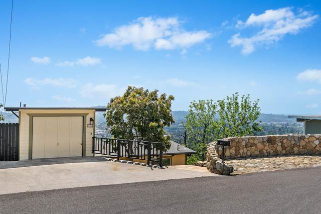 2911 Kenmore Pl, Santa Barbara, CA 93105 (MLS #21-1336) :: The Zia Group