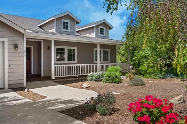 1173 Cota St, Santa Ynez, CA 93460 (MLS #21-1340) :: The Epstein Partners
