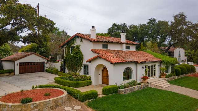 608 El Paseo Rd, Ojai, CA 93023 (MLS #21-1342) :: The Zia Group