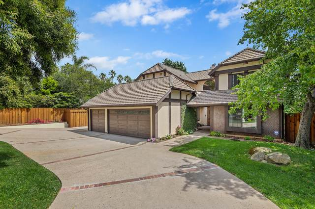 140 Ocean View Ave, Carpinteria, CA 93013 (MLS #21-1360) :: The Epstein Partners