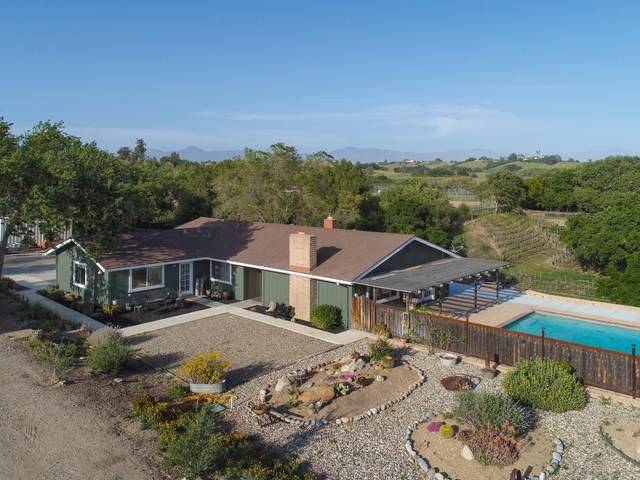 2780 Alta St, Los Olivos, CA 93441 (MLS #21-1364) :: The Epstein Partners