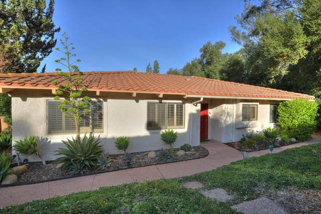 410 Church Rd 36, Ojai, CA 93023 (MLS #21-137) :: Chris Gregoire & Chad Beuoy Real Estate