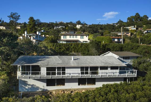 1055 Roble Ln, Santa Barbara, CA 93103 (MLS #21-138) :: Chris Gregoire & Chad Beuoy Real Estate