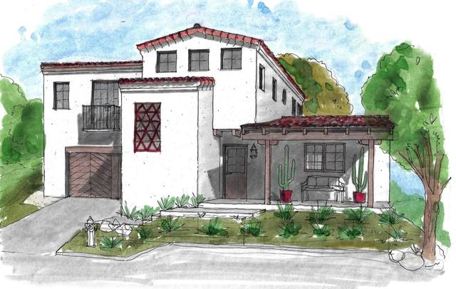 1202 Diana Rd. Parcel 1, Santa Barbara, CA 93103 (MLS #21-1381) :: Chris Gregoire & Chad Beuoy Real Estate