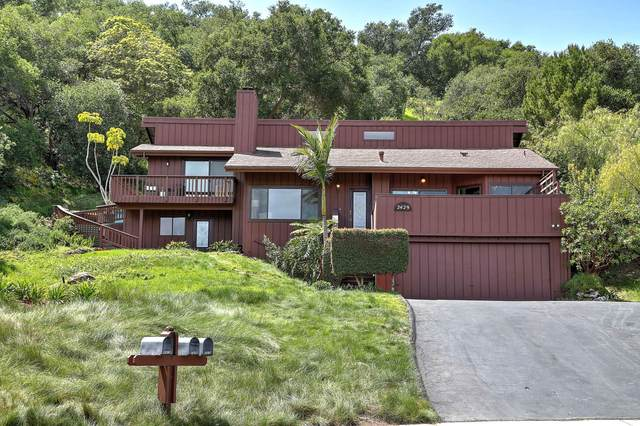 2429 Vista Del Campo, Santa Barbara, CA 93101 (MLS #21-1385) :: The Zia Group