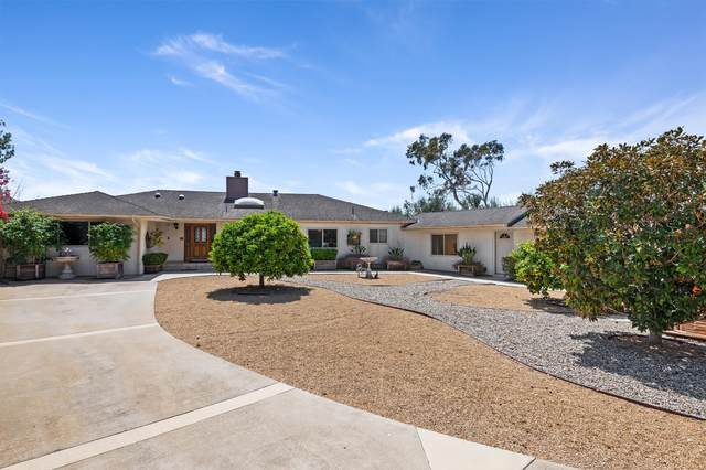 3357 Cliff Dr, Santa Barbara, CA 93109 (MLS #21-1390) :: The Zia Group