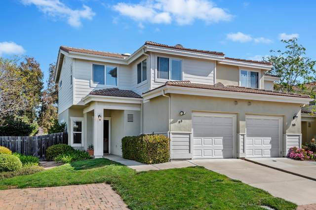 88 Sommer Ln, Goleta, CA 93117 (MLS #21-1397) :: The Zia Group