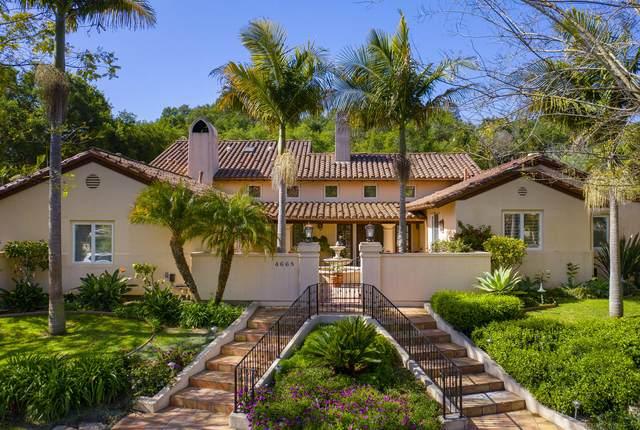 4668 Vintage Ranch Ln, Santa Barbara, CA 93110 (MLS #21-1401) :: The Zia Group