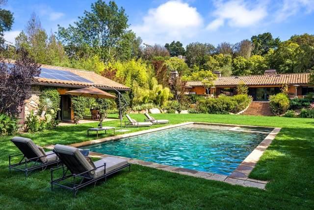 497 Mountain Dr, Santa Barbara, CA 93103 (MLS #21-1411) :: The Zia Group